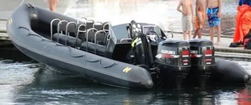 Commercial Ribs « Ribs4U Rigid Inflatable Boat RIB sales at