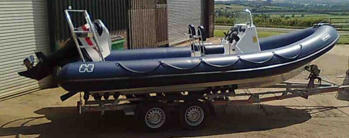 Ribs4U Rigid Inflatable Boat RIB sales at affordable prices